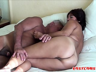 ASIAN Join in matrimony SUCK DADDY COCK