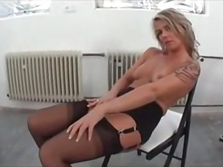 Mature Bitch Shows Her Unbelievable Nice Pussy wide of TROC