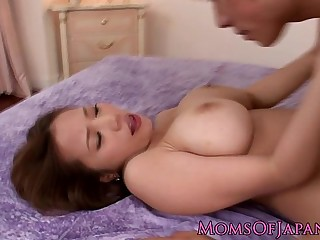 Mature japanese milf loving guestimated pounding