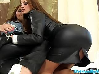 Beautiful pizzazz eurobabe assfucked