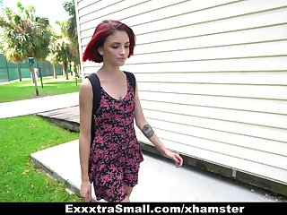 ExxxtraSmall - Kitty Girl Pounded and Fucked