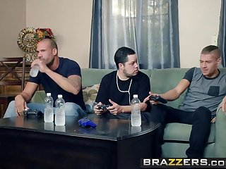 Brazzers - Mommy Got Bristols -  My Friends Fucked My Mom instalment