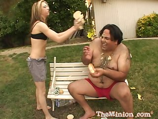 Jeanie Marie gets her cunt pounded wide of big dude in many different ways