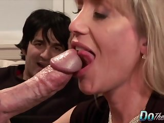 Mature Housewives Sucking Learn of as Cucks Watch Compilation 1