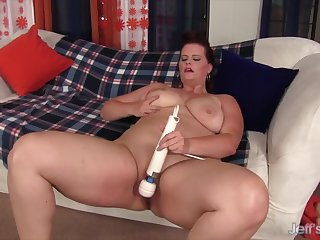Jeffs Models - Juicy Plumpers Enjoying Vibrators Compilation Part 4