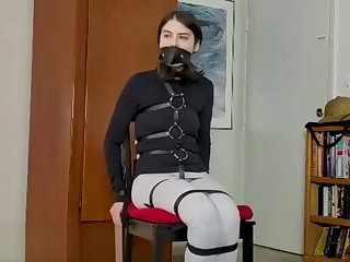 Bondage daughter