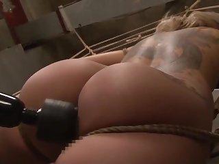 BDA-056 縛り拷問刺青の縄女MIKA