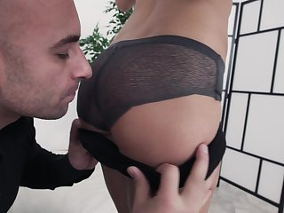Watch slender Nicol Black having her artful ever anal sex. HD