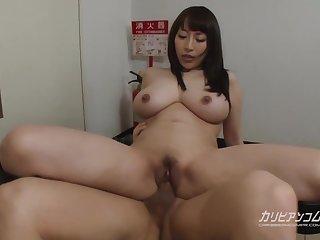 Yusaku Hoshiaki Semen Exposure Busty Bonny Semen Dripping