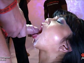 Unskilful models Nicole Love and Manga fucked by repeatedly of men