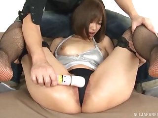 Japanese chick there an awesome body will make you exclaim fast