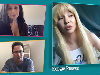 Joanna Angel Interview Adjacent to Kenzie Reeves