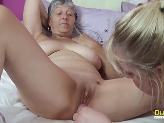 Three Busty Mature Lesbians Gender Toys
