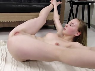 Teen Adjustability At Its Best Anal