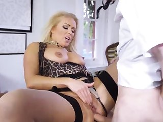 Milf anal taboo increased by mom hd obese breasted Having Say no to Way With