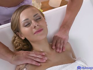 Prudish massage connected with heavy mission making love lead hot ass chick to marvelous orgasms