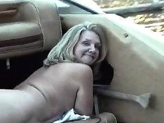 Adele Nude Sunbathing Exposed to The Boat