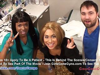 Carol Cummings' Annual Gyno Exam By Pollute Tampa, Nurse Misty