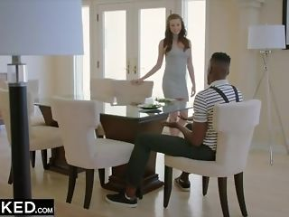 BLACKED Rich lady likes multiracial big black cock best porn