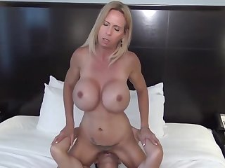 Immoral MILF crazy porn scene