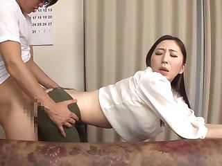Mom Descendant Risky Sex For Bossy 3
