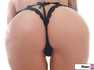 PornstarTease - witness phat ass Lily Lane wiggle everything she has for you sexvideo
