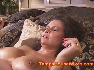 Team a few MILF WIVES fucked hard by BOAT CREW