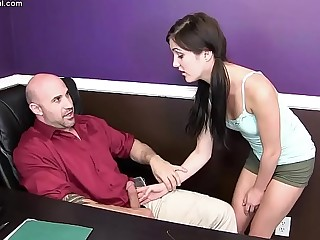 Renee Roulette- Integument Night down Daddy