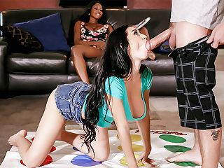 Nastolatki - murzyni
